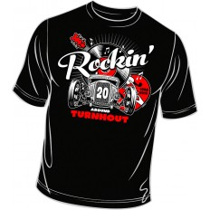 T-Shirt Rockin Around Turnhout 2015