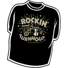 T-Shirt Rockin Around Turnhout 2010
