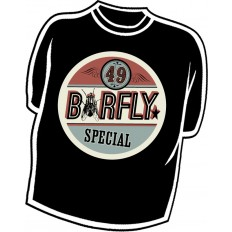 T-Shirt 49 Special Barfly Black